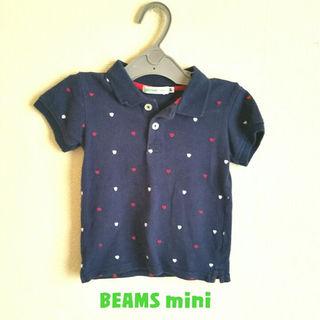 コドモビームス(こども ビームス)のBEAMSmini 90 ポロシャツ(その他)