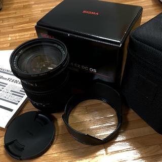 シグマ(SIGMA)のEnzo様 17-50mm F2.8 EX DC OS HSM [ニコン用](レンズ(ズーム))