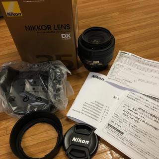 ニコン(Nikon)のkuro様 NIKON AF-S DX NIKKOR 35mm f/1.8G(レンズ(単焦点))