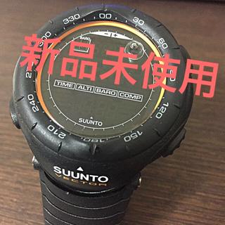 スント(SUUNTO)の✨新品未使用✨スントベクター 腕時計(腕時計)