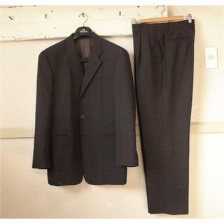 アレグリ(allegri)のallegri アレグリ 三陽商会 日本製 スーツ 46R ブラウン メンズ秋冬(セットアップ)