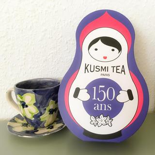 ディーンアンドデルーカ(DEAN & DELUCA)のクスミティー ☆150周年限定ギフトセット(茶)