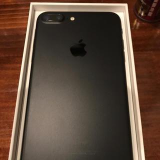 アップル(Apple)のiPhone 7プラス 新品未使用 本体(スマートフォン本体)