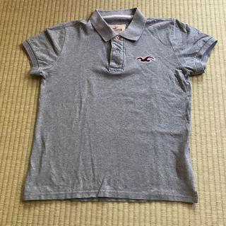 オーシャンパシフィック(OCEAN PACIFIC)のSサイズ グレーのポロシャツ(ポロシャツ)
