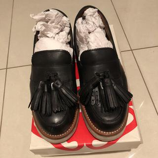 シンゾーン(Shinzone)のシンゾーン   タッセル付きシューズ(ローファー/革靴)