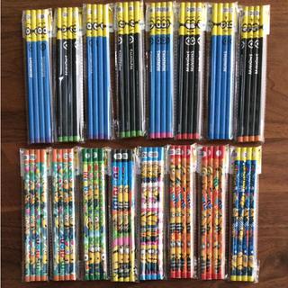お買い得64本☆ミニオンズ 2B鉛筆(鉛筆)