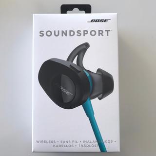 ボーズ(BOSE)の【koga様専用】BOSE SoundSport wireless (ヘッドフォン/イヤフォン)