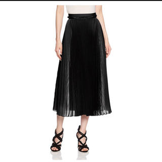 フレイアイディー(FRAY I.D)のプリーツ スカート(ロングスカート)