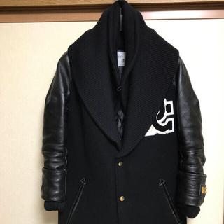 ザドレスアンドコーヒデアキサカグチ(The Dress & Co. HIDEAKI SAKAGUCHI)のザ ドレス&コー   スタジアムロングコート(ロングコート)