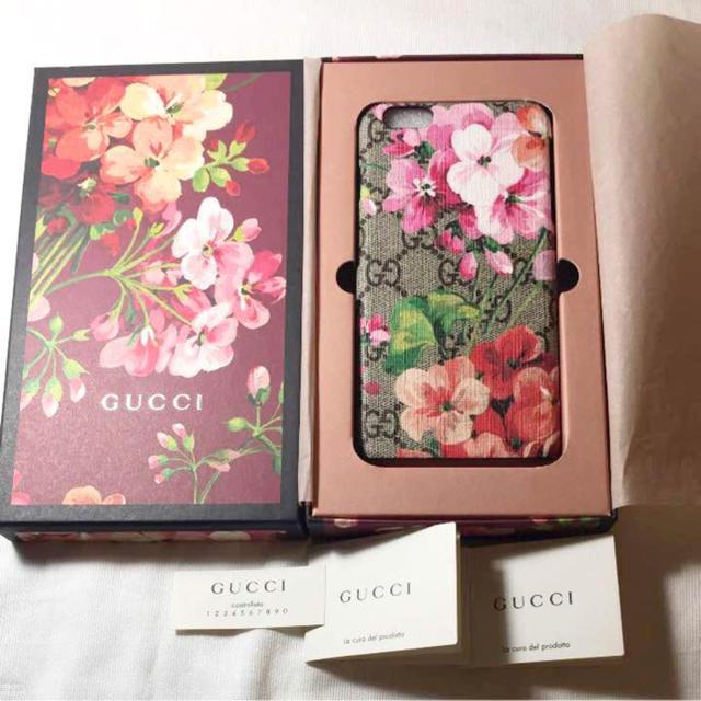iphone7 ケース ブランド バイマ | Gucci - 正規品 新品 グッチ iphone6 plus ケース GUCCIの通販 by archi88's shop|グッチならラクマ
