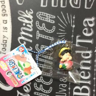 他ストラップと同梱で200円☆ワンピース☆デフォルメバージョン☆ルフィー(ストラップ)