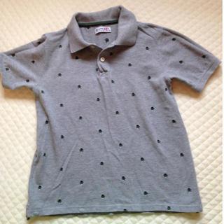 ビームスボーイ(BEAMS BOY)の6/19まで☆スカルポロシャツ(ポロシャツ)