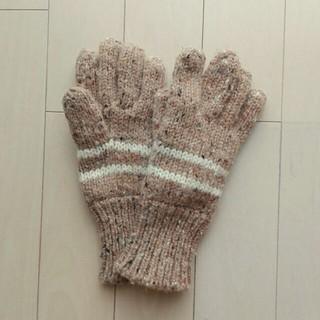 ムジルシリョウヒン(MUJI (無印良品))のキッズ 手袋 無印良品(手袋)