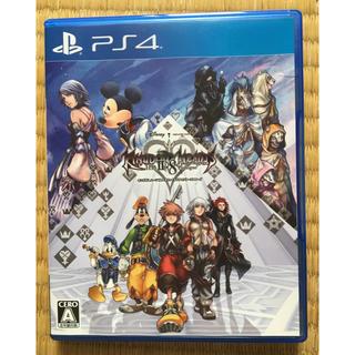 プレイステーション4(PlayStation4)のPS4 キングダムハーツ(家庭用ゲームソフト)