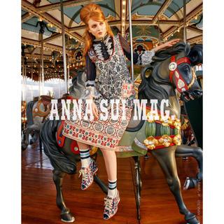 アナスイ(ANNA SUI)の新品 定価6万円 ANNA SUI ワンピース(ロングワンピース/マキシワンピース)