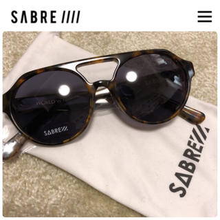 セイバー(SABRE)のSABRE サングラス 未使用(サングラス/メガネ)