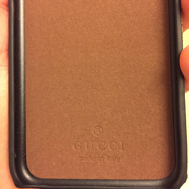 new products af998 5f848 GUCCI iphone7 ケース