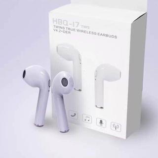 5862bc2295 airpods型 ワイヤレスイヤホン Bluetooth対応 【新品未開封の通販 by ampm's shop|ラクマ