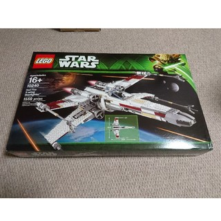 レゴ(Lego)の 限定 レゴ 10240 スターウォーズ X-wing starfighter(その他)