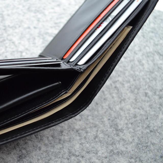 low priced 394d9 582a4 二つ折り財布 メンズ 蛇革 金運 パイソン レザー 革 白蛇 ブランド 福財布