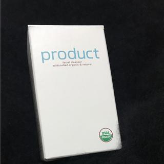 プロダクト(PRODUCT)のproduct フェイシャルクレンザー(洗顔料)