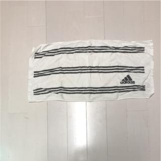 アディダス(adidas)のアディダスタオル三枚セット(その他)