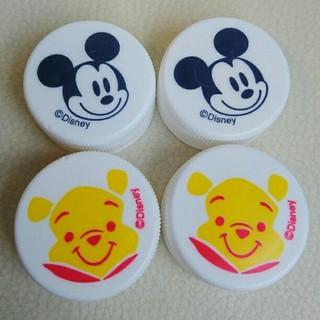 ディズニー(Disney)の値下げ☆ ペットボトルキャップ ディズニー ミッキー & プー(おもちゃ/雑貨)
