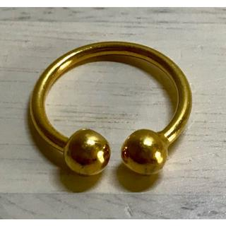 アクセサリー 指輪 ゴールド色(リング(指輪))