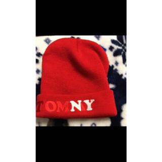 トミー(TOMMY)のトミーニット帽(ニット帽/ビーニー)