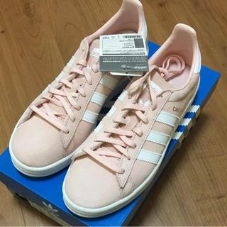 アディダス(adidas)のお買い得☆新品☆adidas CAMPUS W ピンク 26cm(スニーカー)