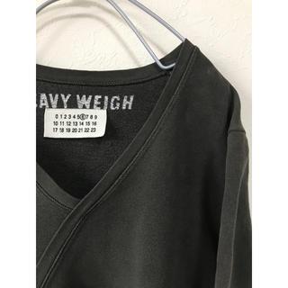 エムエムシックス(MM6)のMM6 メゾンマルジェラ イタリア製 Tシャツ(Tシャツ(長袖/七分))