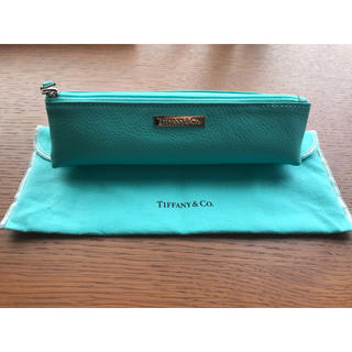 ティファニー(Tiffany & Co.)の未使用★TIFFANY&CO. ペンケース  ティファニー(ペンケース/筆箱)