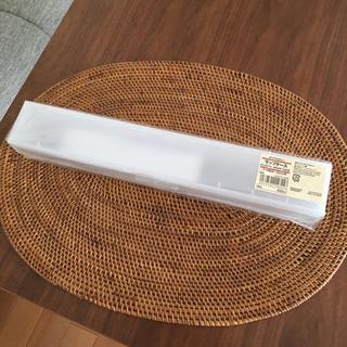 ムジルシリョウヒン(MUJI (無印良品))のラップケース(収納/キッチン雑貨)