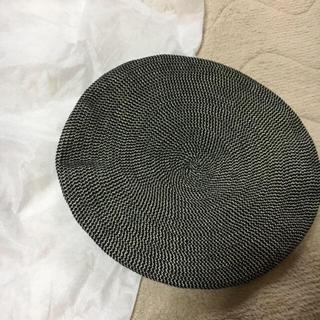 トゥモローランド(TOMORROWLAND)のbronte ベレー帽(ハンチング/ベレー帽)
