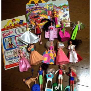バービー(Barbie)のバービー人形(キャラクターグッズ)