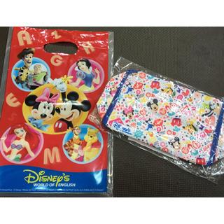 ディズニー(Disney)の非売品 ディズニーオムツポーチ(ベビーおむつバッグ)