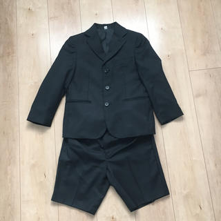 ユニクロ(UNIQLO)のUNIQLO ♡ユニクロ キッズ フォーマルスーツ 120 入学式(ドレス/フォーマル)