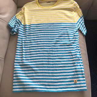 アルモーリュックス(Armorlux)の半袖ボーダーシャツ(Tシャツ/カットソー(半袖/袖なし))