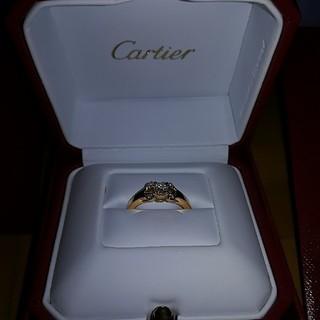 カルティエ(Cartier)の専用 カルティエ バレリーナ7ct リング部傷有り(リング(指輪))
