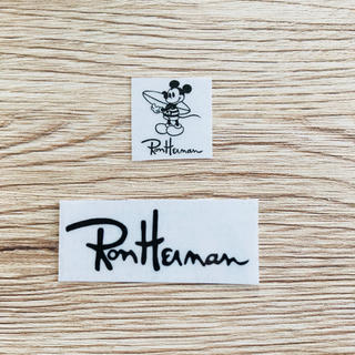 ロンハーマン(Ron Herman)のRon Hermanステッカー(シール)