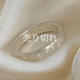 アガット(agete)のagete シルバー シンプル リング (リング(指輪))