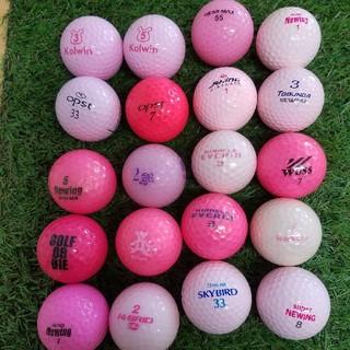 ウィルソン(wilson)のロストボール me11198534様専用 ピンク 20球(その他)