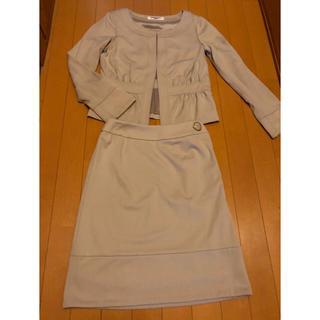 ナチュラルビューティーベーシック(NATURAL BEAUTY BASIC)のナチュラルビューティベーシック スーツ(スーツ)