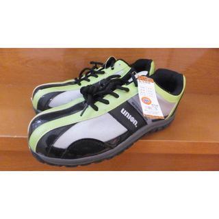 新品★76 Lubricants 安全靴 鉄先芯・耐油性・JIS規(28.cm)