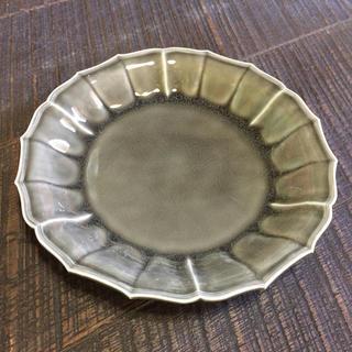 値引可 新品 阿部慎太朗 皿 アンティーク 笠間焼 洋皿 (食器)