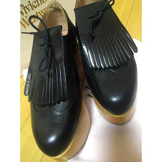 ヴィヴィアンウエストウッド(Vivienne Westwood)のvivienne westwood(ローファー/革靴)