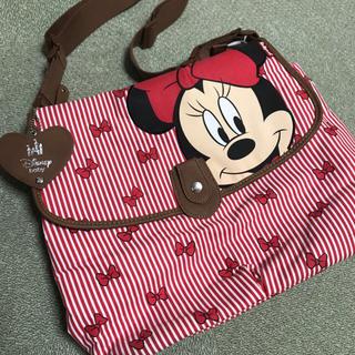 ディズニー(Disney)のポコちゃん様★美品★ベイビーメル マザーズバッグ ミニー(マザーズバッグ)