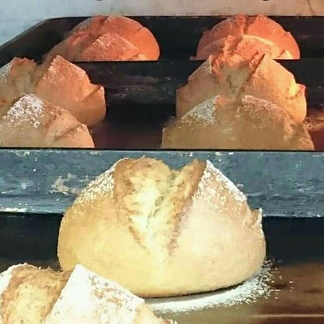 春が来た❤米糠カンパーニュ4個セット 食品/飲料/酒の食品(パン)の商品写真