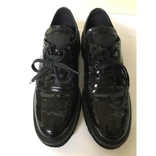 プラダ(PRADA)のプラダ 靴 レディース38.5(約25.5cm)(スニーカー)
