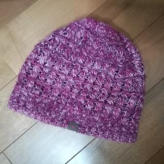 ミズノ(MIZUNO)のニット帽子 帽子(ニット帽/ビーニー)